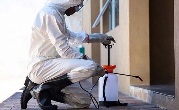 Disinfezione A Roma
